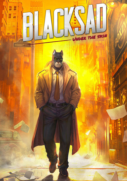 Blacksad: Under the Skin (PC)
