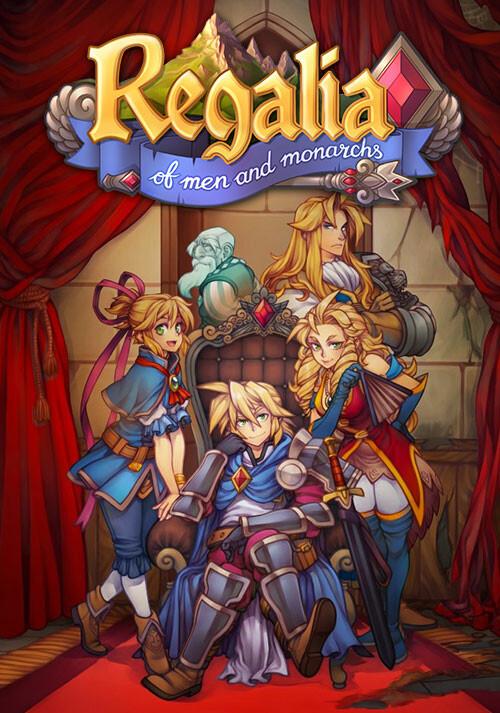 Regalia: Of Men and Monarchs (PC)