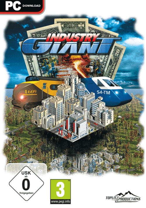 Industry Giant (PC)