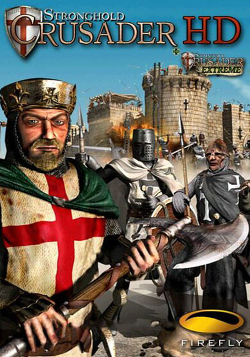 Stronghold Crusader HD (PC)