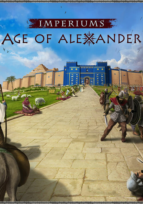 Imperiums: Age of Alexander (PC)