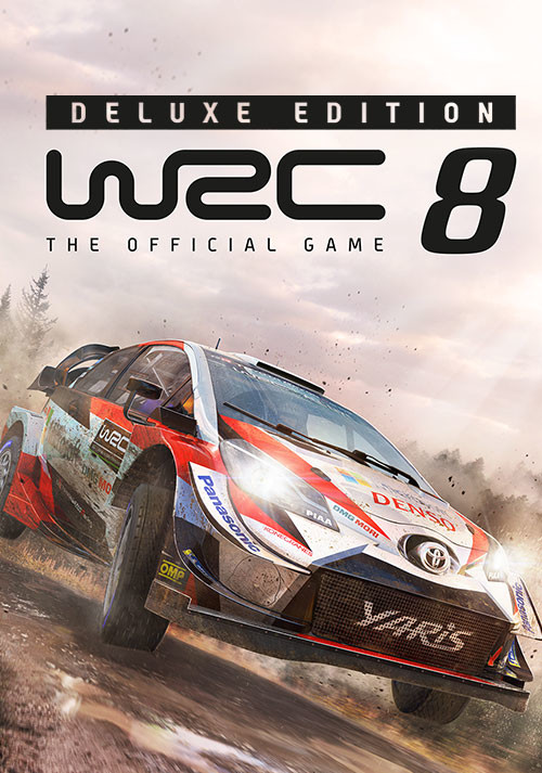 WRC 8 Deluxe Edition FIA World Rally Championship (Epic) (PC)