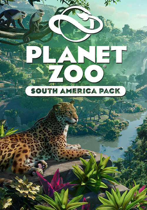 Planet Zoo: South America Pack (PC)