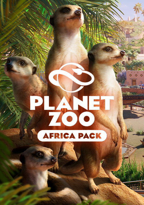 Planet Zoo: Africa Pack (PC)