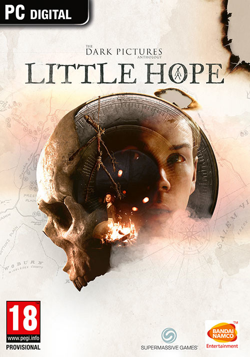 The Dark Pictures Anthology: Little Hope (PC)