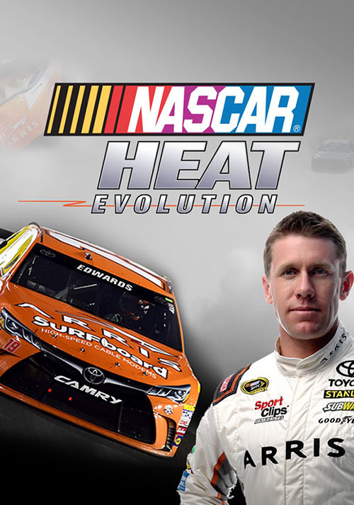 NASCAR Heat Evolution (PC)