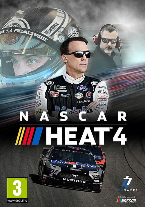 NASCAR Heat 4 (PC)