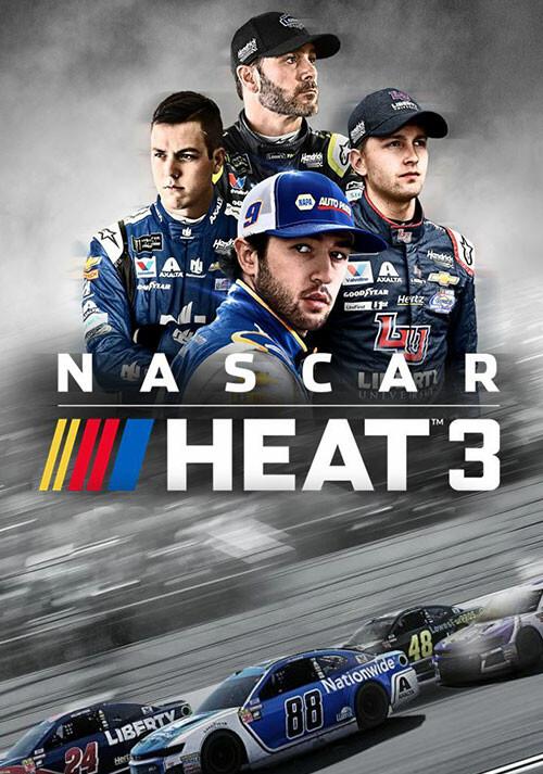 NASCAR Heat 3 (PC)