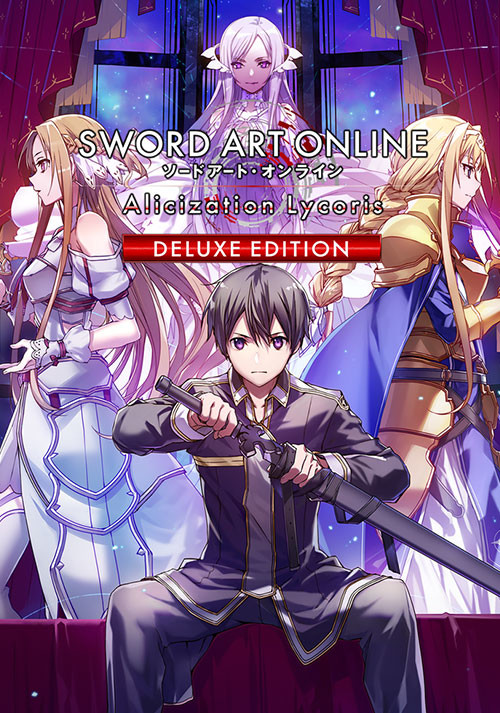 SWORD ART ONLINE Alicization Lycoris Deluxe Month 1 Edition (PC)