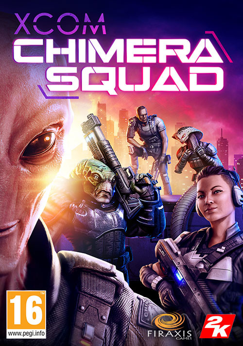 XCOM: Chimera Squad (PC)