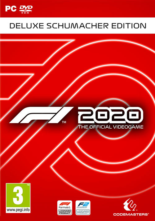 F1® 2020 Deluxe Schumacher Edition (PC)