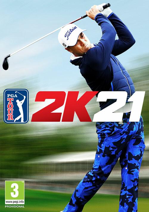 PGA TOUR 2K21 (PC)