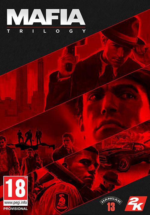 Mafia: Trilogy (PC)