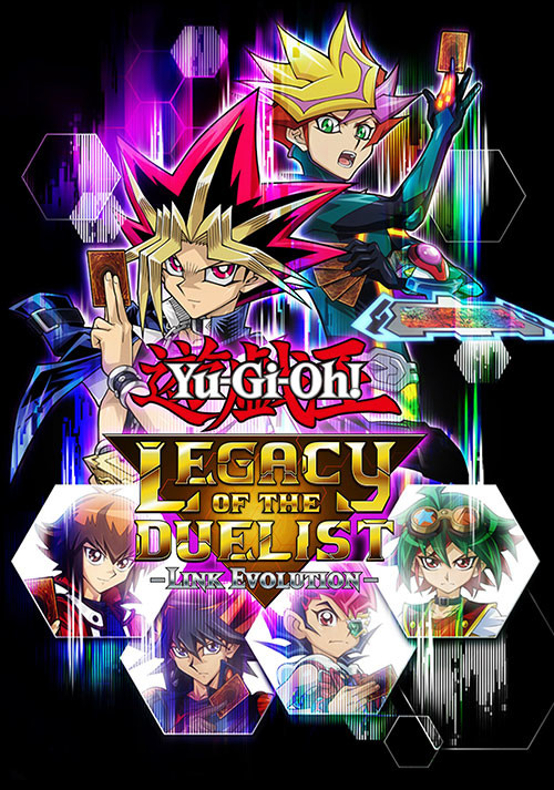 Yu-Gi-Oh! Legacy of the Duelist: Link Evolution (PC)