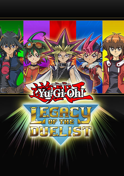 Yu-Gi-Oh! Legacy of the Duelist (PC)