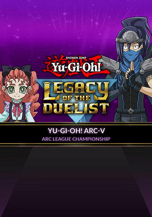 Yu-Gi-Oh! ARC-V: ARC League Championship (PC)