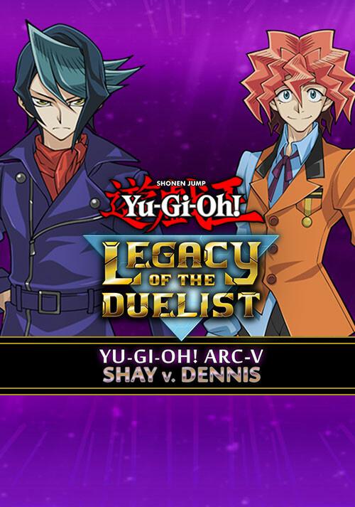 Yu-Gi-Oh! ARC-V: Shay vs Dennis (PC)