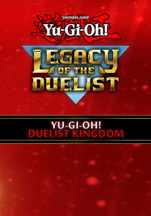 Yu-Gi-Oh! Duelist Kingdom (PC)