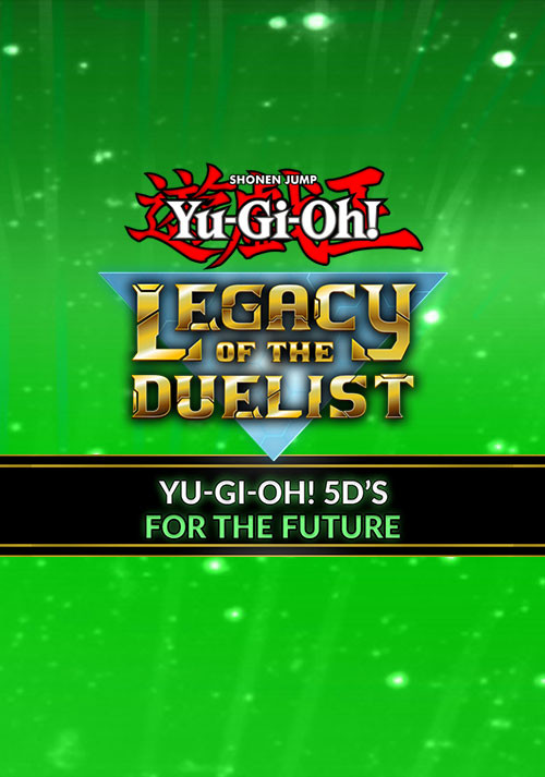 Yu-Gi-Oh! 5D's For the Future (PC)