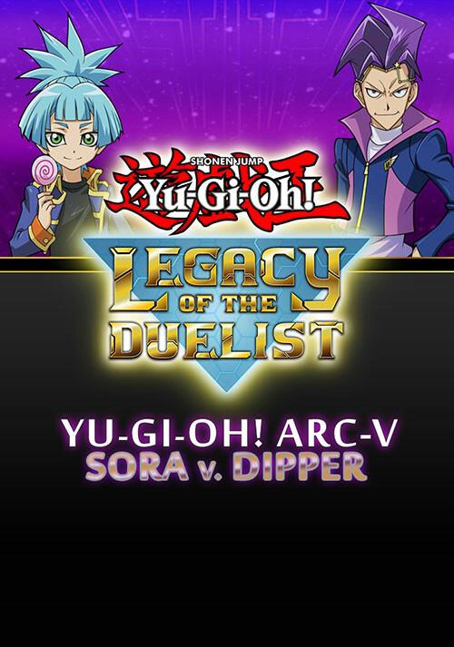 Yu-Gi-Oh! ARC-V Sora and Dipper (PC)