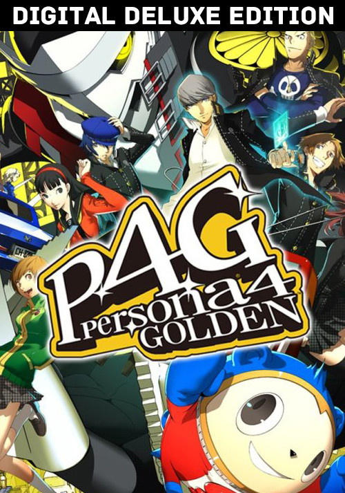 Persona 4 Golden: Deluxe Edition (PC)