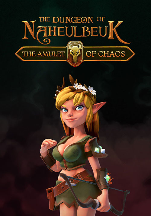 The Dungeon Of Naheulbeuk: The Amulet Of Chaos (PC)