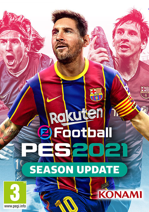 eFootball PES 2021 (PC)