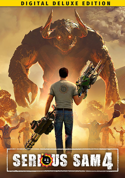 Serious Sam 4 Deluxe Edition (PC)