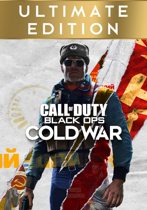 Call of Duty: Black Ops Cold War - Ultimate Edition (PC)