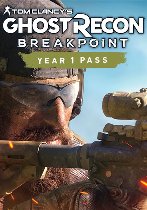 Tom Clancys Ghost Recon Breakpoint - Year 1 Pass (PC)