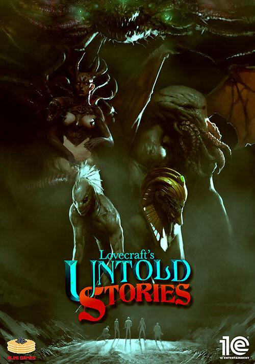 Lovecrafts Untold Stories (PC)