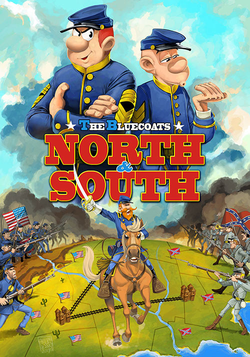 The Bluecoats: North + South (PC)