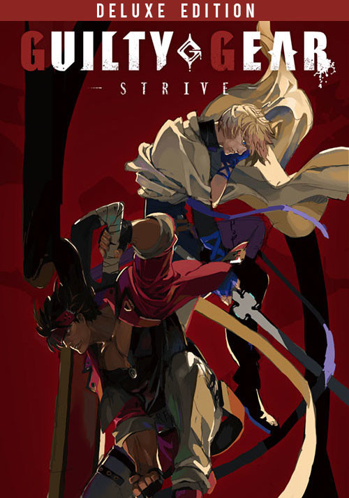 GUILTY GEAR -STRIVE- Deluxe Edition (PC)