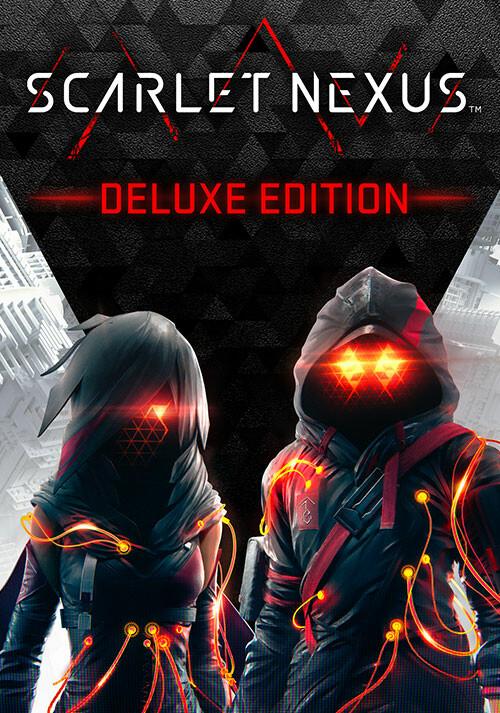 SCARLET NEXUS - Deluxe Edition (PC)