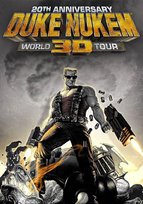 Duke Nukem 3D: 20th Anniversary World Tour (PC)