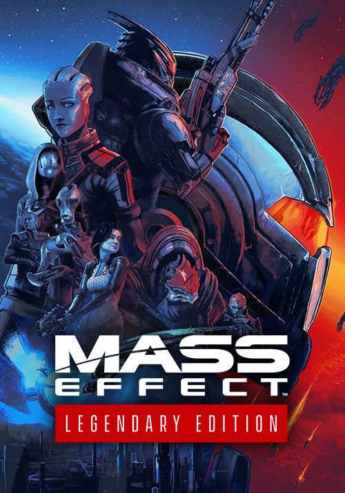 Mass Effect™ Legendary Edition (PC)
