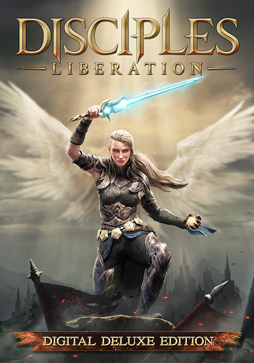Disciples: Liberation - Digital Deluxe Edition (PC)