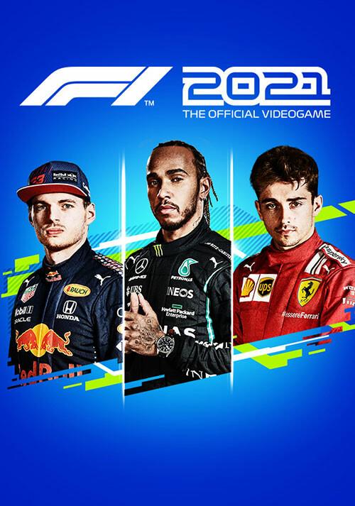 F1 2021 - Standard Edition (PC)