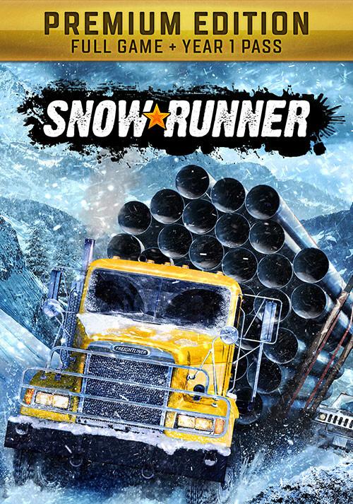 SnowRunner - Premium Edition (PC)