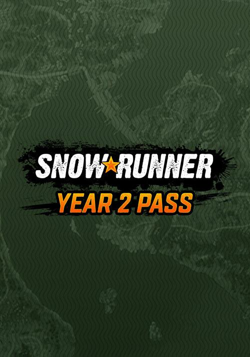 SnowRunner - Year 2 Pass (PC)