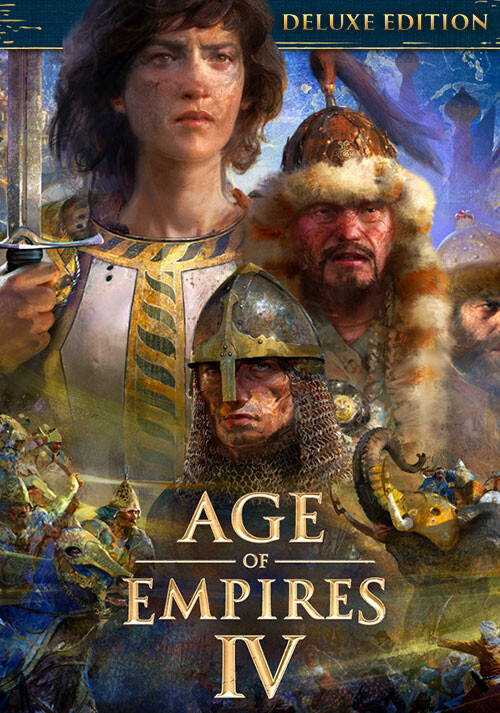 Age of Empires IV Deluxe (PC)