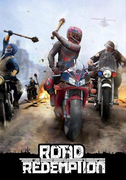 Road Redemption (PC)