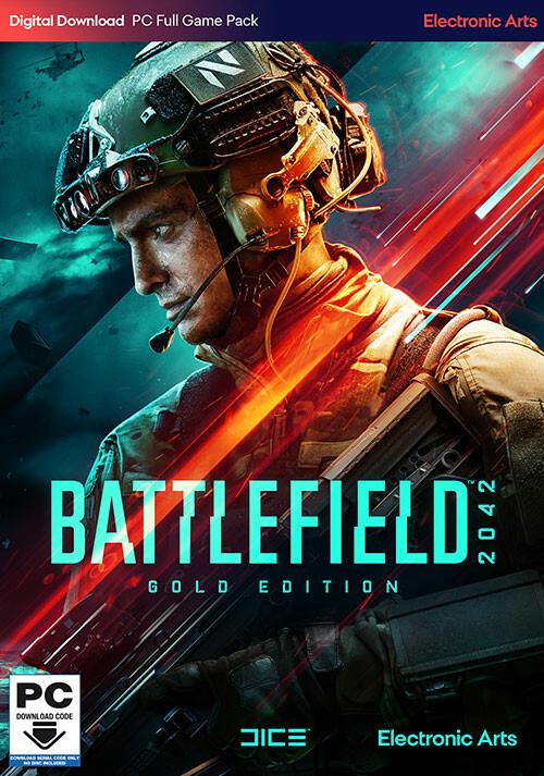 Battlefield 2042 Gold Edition (PC)