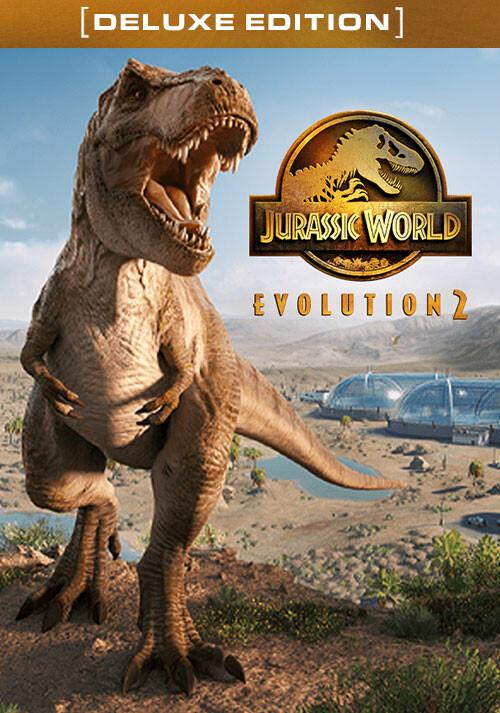 Jurassic World Evolution 2 Deluxe Edition (PC)