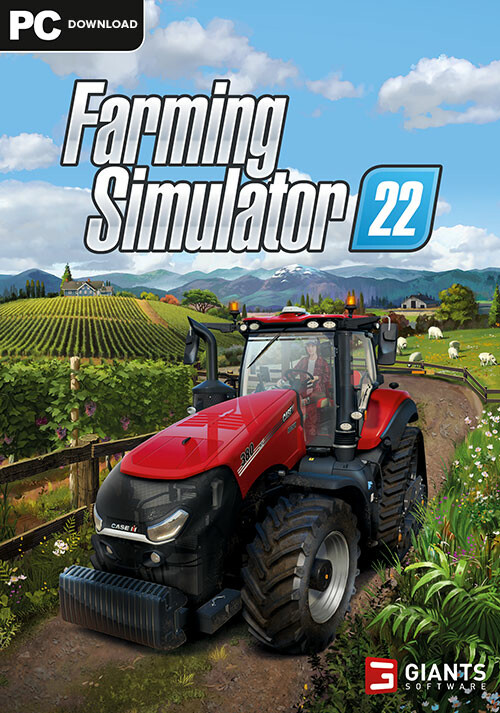 Farming Simulator 22 (Steam) (PC)
