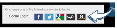Logon with Facebook und Co.